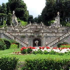 the garzoni garden