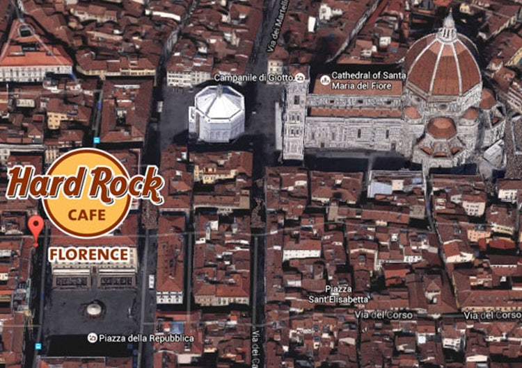 Hard Rock Cafe Livorno