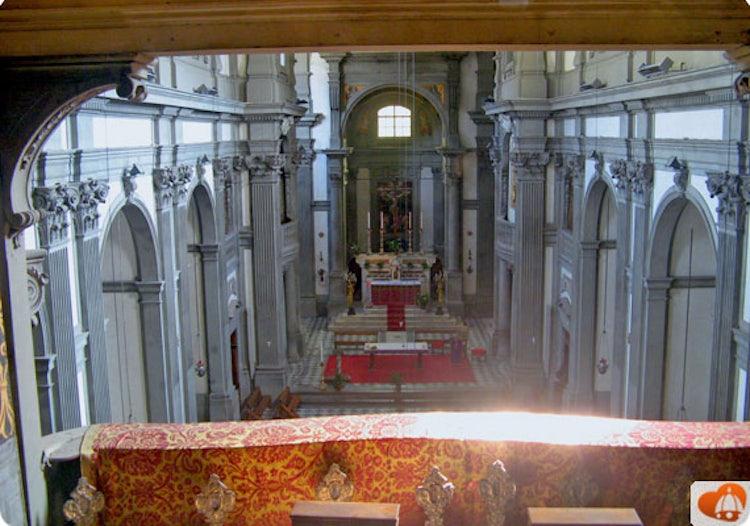 Santa Felicita Church