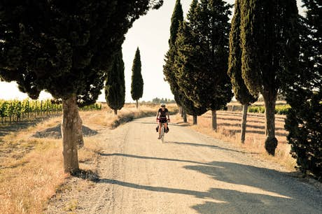 Bike Riding In Tuscany Bike Tours Tuscany Routes Bicycle