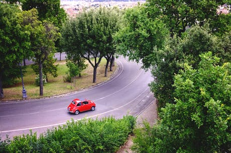 Tuscany Car Rental Tuscany Car Hire Rent A Car In Florence Pisa Italy