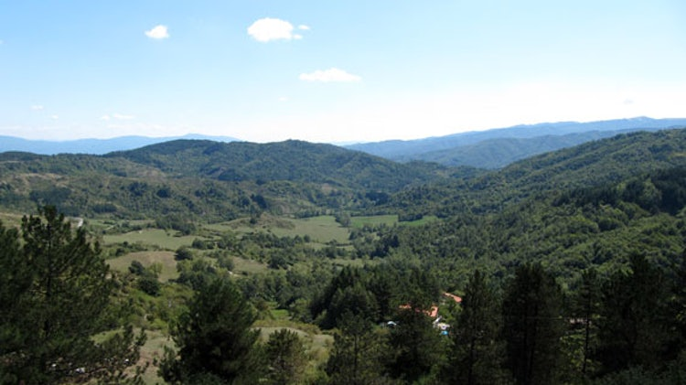 The National Park in Casentino