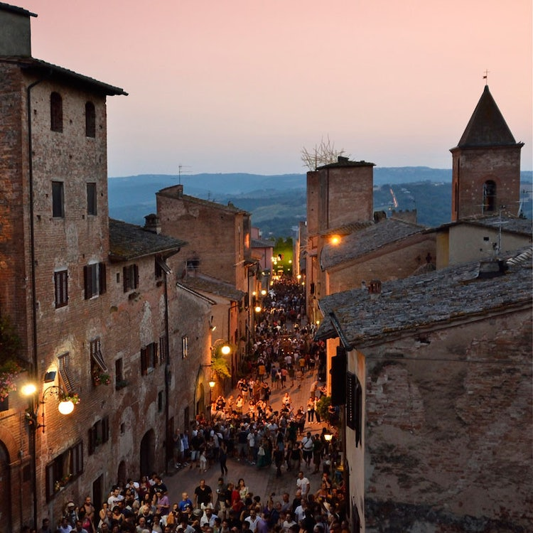 Best Places To Visit During September And October: Certaldo, The Perfect Lookout Between Florence & Pisa