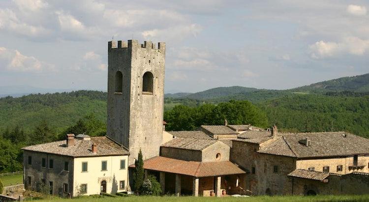 Badia Coltibuono in Gaiole in Chianti