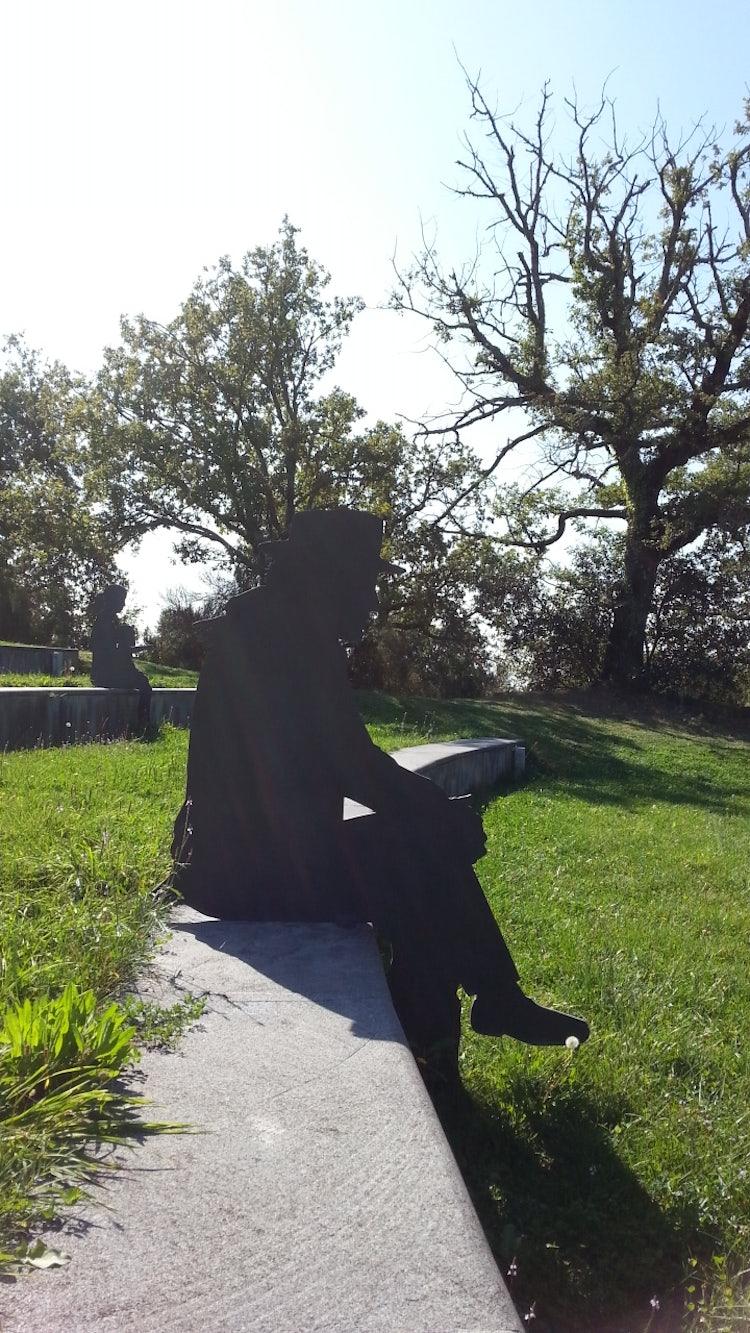 The Chianti Sculpture Park Contemporary Art In The