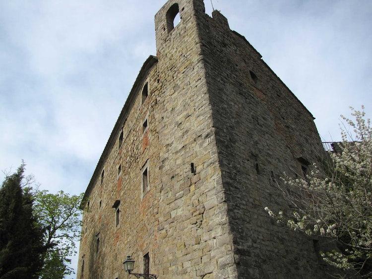 Cortona: Fortezza Girifalco