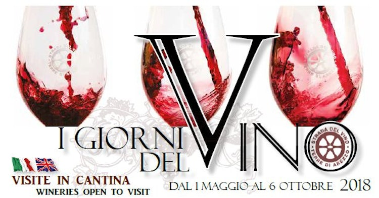 Plan your itinerary and include a wine tasting from Arezzo