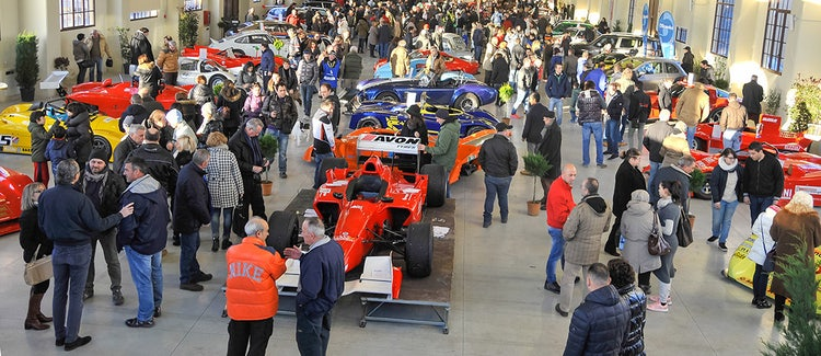 Pistoia AutoExpo in January events