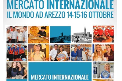 October Events:  Arezzo Mercato International