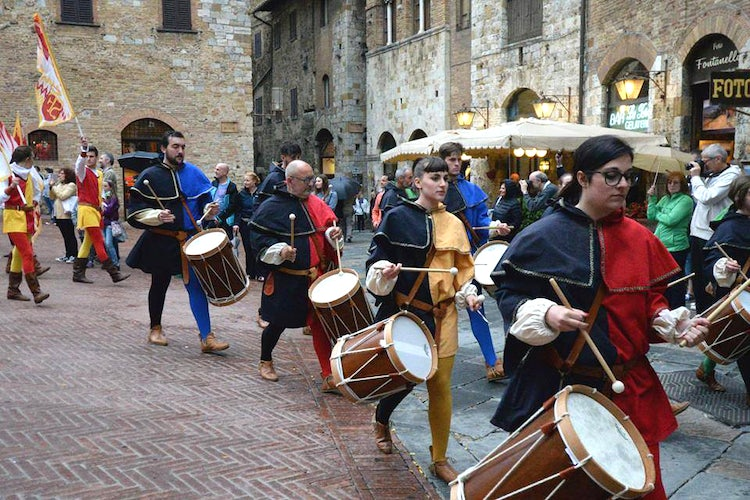 Events in San Gimignano for September 2019 :: Discover Tuscany Events  Calendar