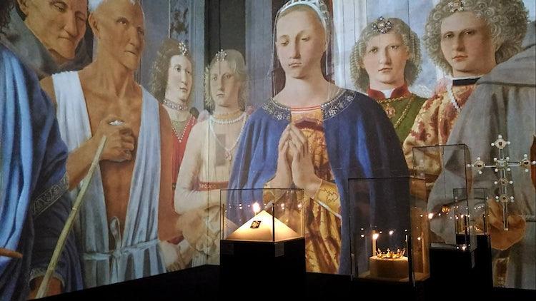 Le età dell'Oro Piero della Fransceca in Arezzo