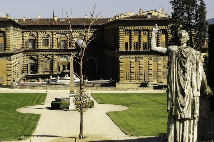 City Museums in Florence: Belvedere