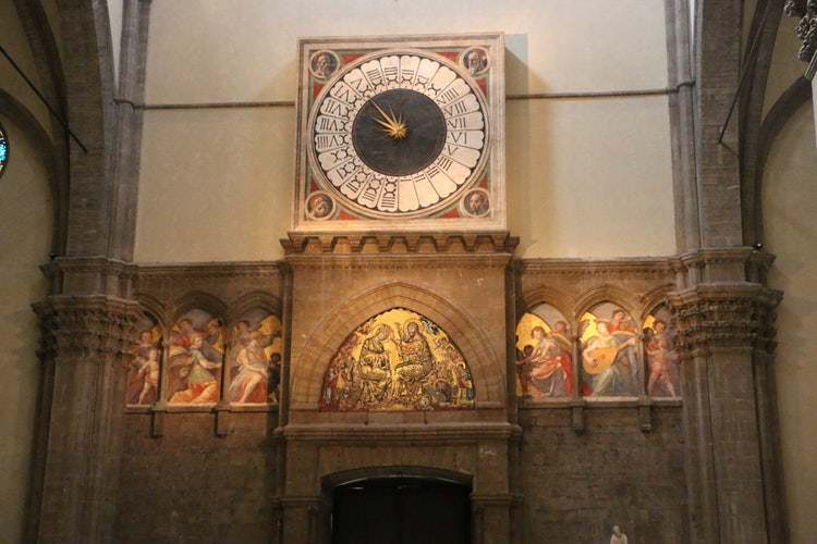 The Duomo in Florence, the Cathedral of Santa Maria del