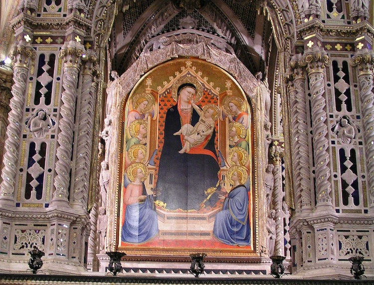 Orsanmichele Church in Florence, Italy