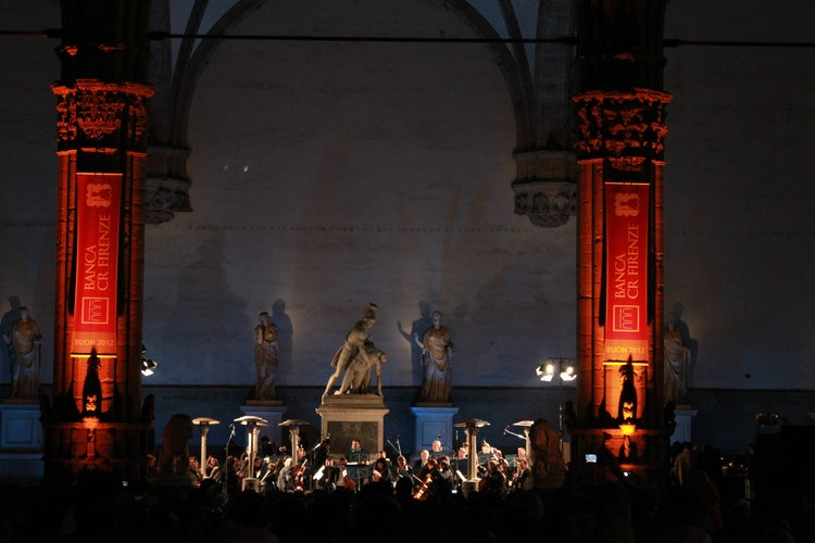 Concerts for News Years Eve in Florence City Center