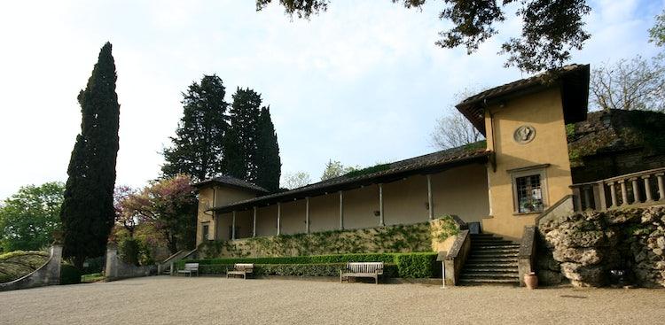 Bardini Gardens - Kauffeehaus