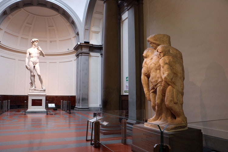 visiting the accademia florence - photo#46