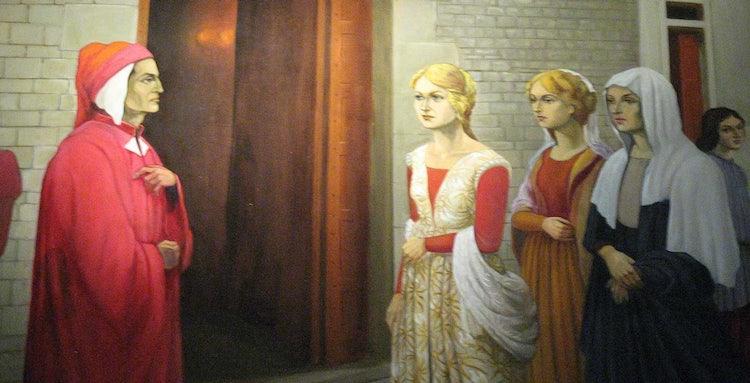 Casa Dante: Dante & Beatrice in Florence, Italy