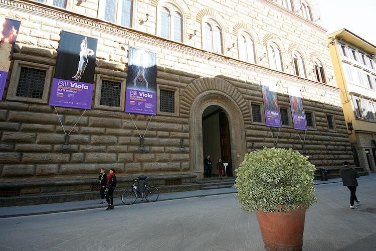 Palazzo Strozzi: Tornabuoni Facade