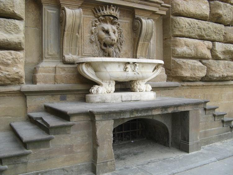 Palazzo Pitti in Florence