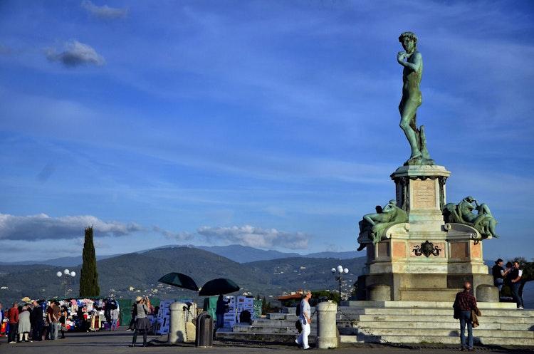 「Piazzale Michelangelo」的圖片搜尋結果