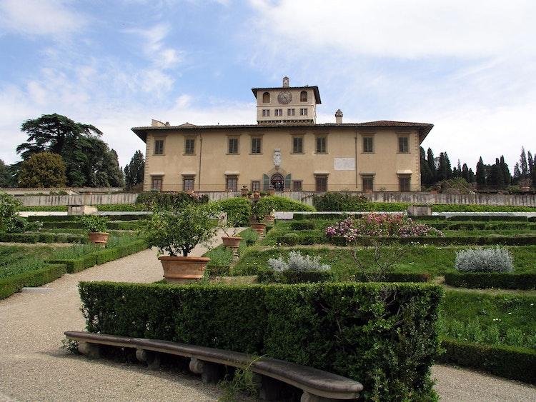 Villa Medici medici villa of la petraia in florence basic information to visit