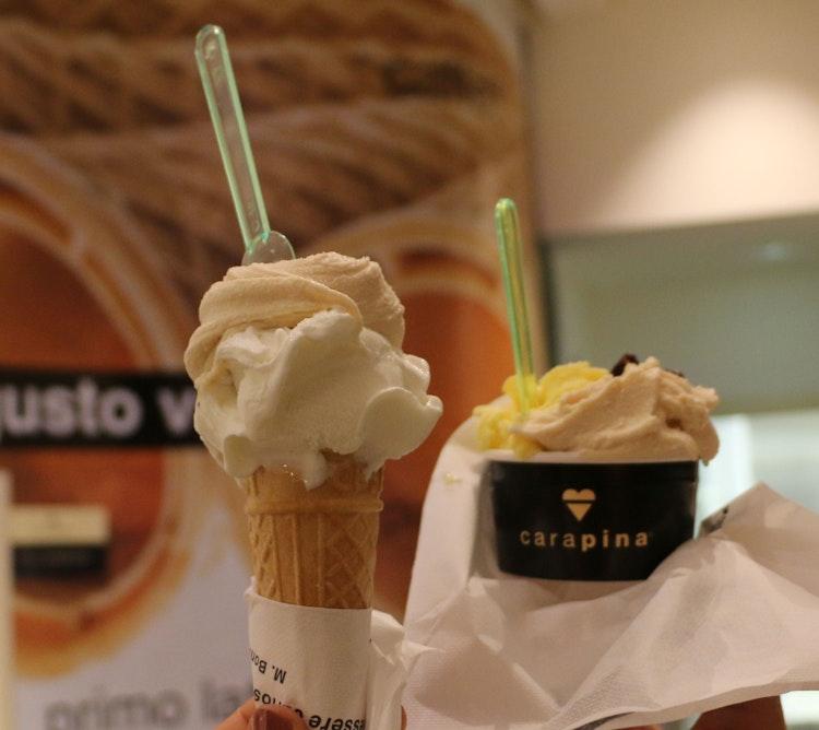 italy ice cream gelato
