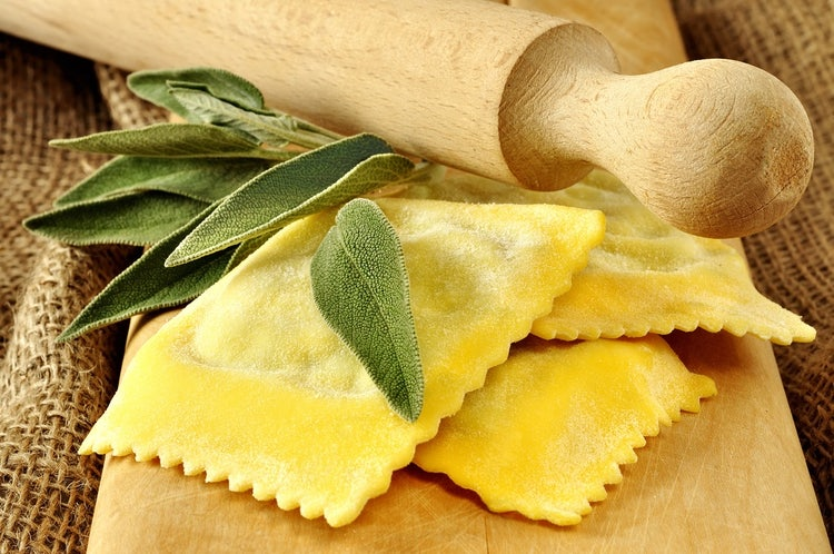 Delicious Mugello recipes, Tortelli di Potato