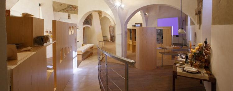Truffle Museum in Siena