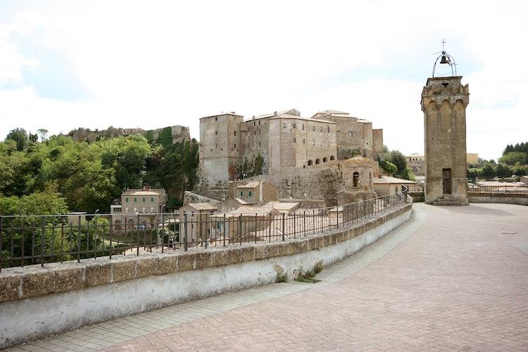 Sorano & the Masso Leopolino: Città del Tufo in the Maremma, southern Tuscany