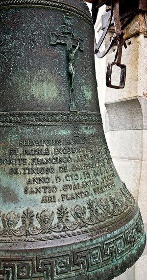 Campana della torre di Pisa