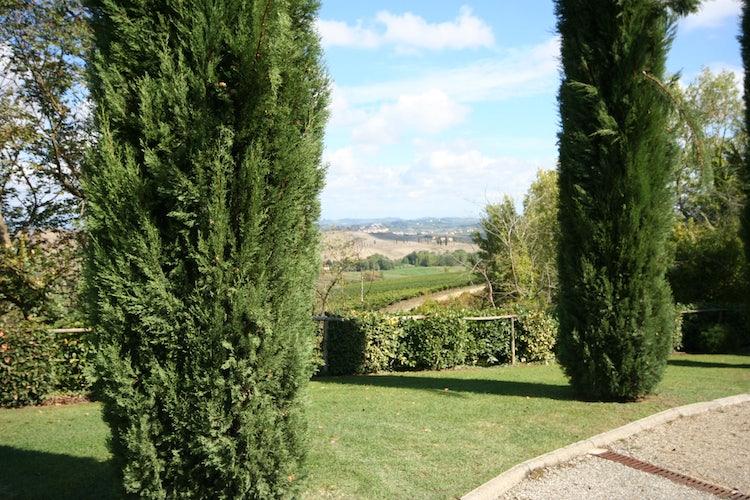Borgo della Meliana:  Tuscan landscape & vineyards