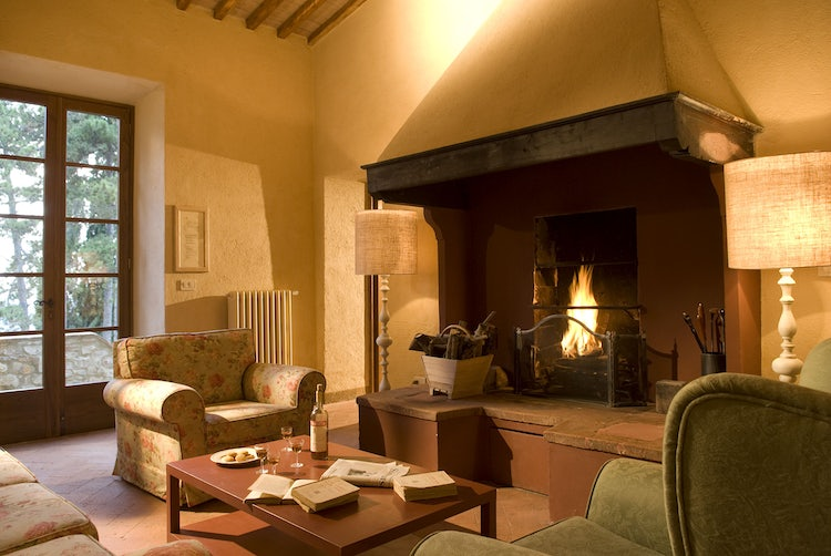 The perfect accommodations for your next holiday vacation in Chianti at Borgo di Pietrafitta Relais