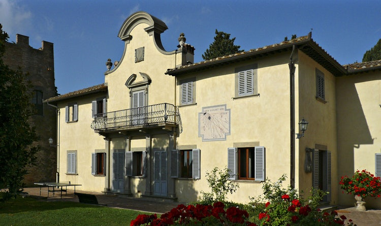 Family run villa vacation rental in Tuscany