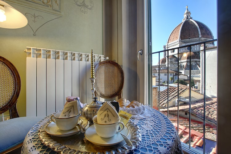 Cupido Holiday Apartment | Romantic accommodations in Florence