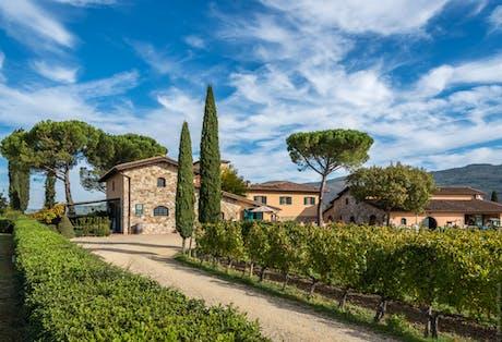 Soggiornare nel Chianti:Agriturismo,B&B,Appartamenti,Ville in ...