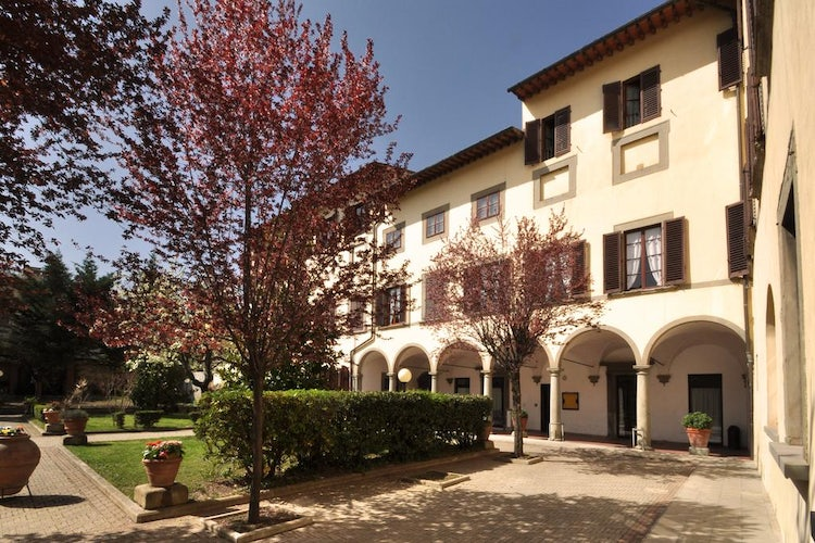 Foresteria Valdese di Firenze :: Top Ten Oltrarno Accommodations at Visit Florence