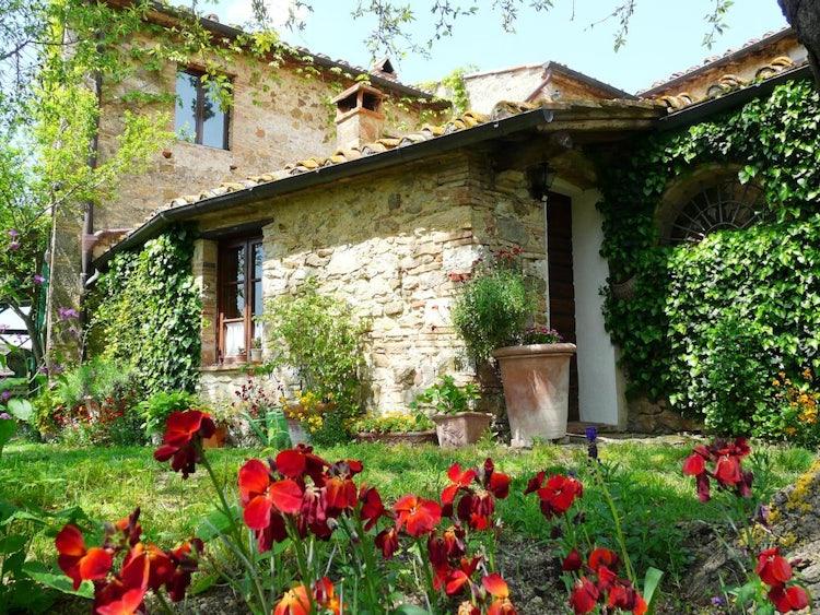 Podere Patrignone in Castellina in Chianti :: Discover Tuscany