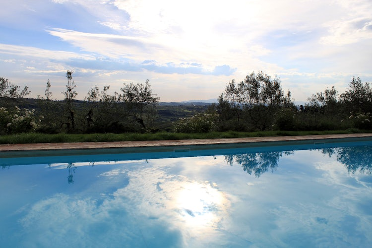 Swimming pool at Il Villa il Poggiale