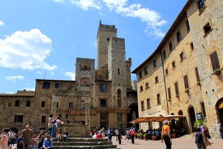 Hotel Toscana Florence Italy
