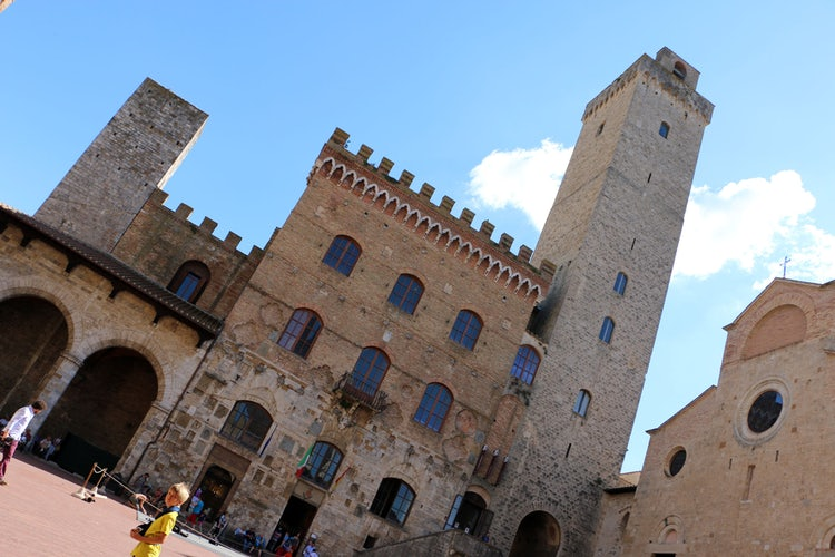 Torre Grossa in San Gimignano