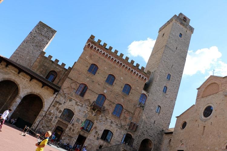 San Gimignano: January events in Tuscany