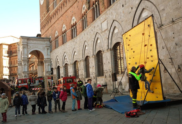 Activities for kids in Siena this Christmas