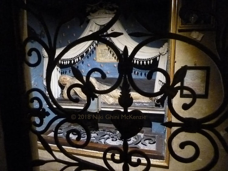 Santa Maria della Scala: Saint Catherine