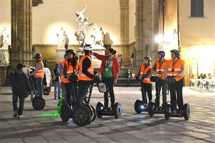 Top Summer Tours: Florence Tuscany by Segway