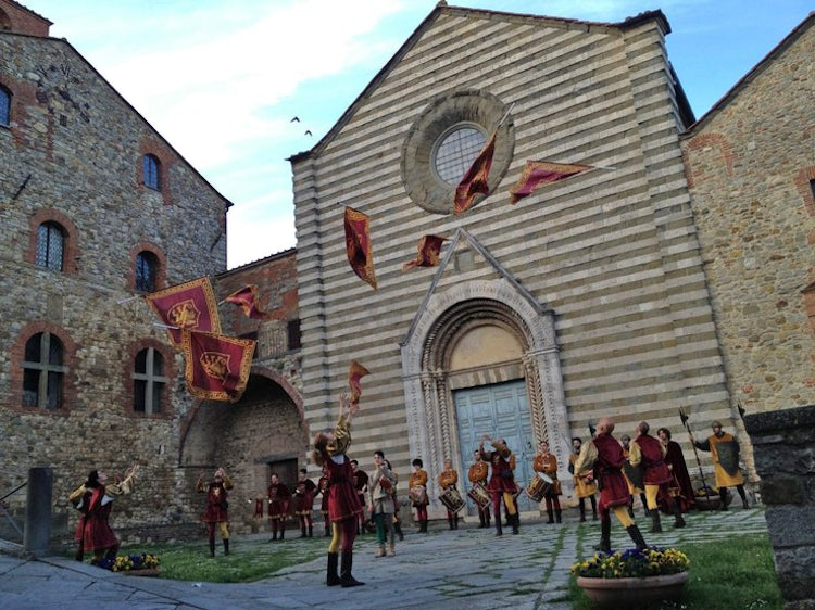 Events in Tuscany this May
