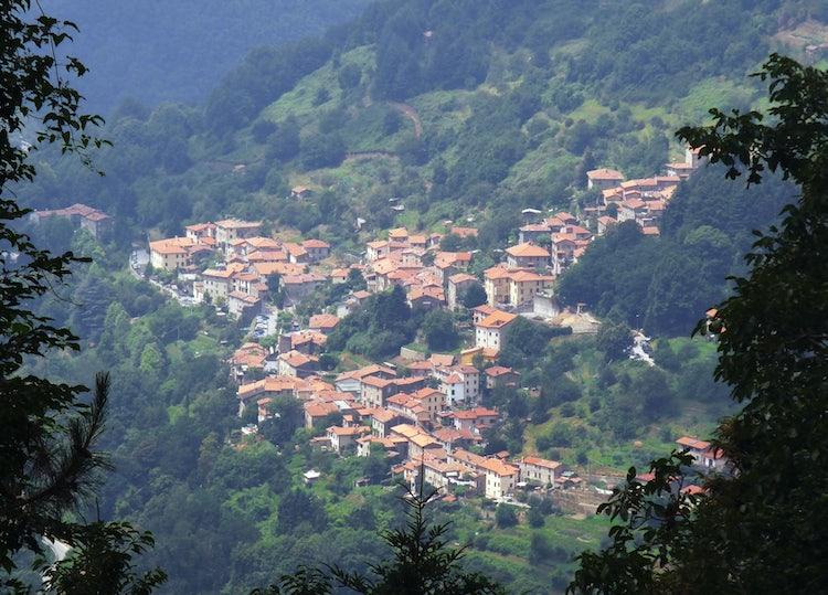 Stazzema in Tuscany