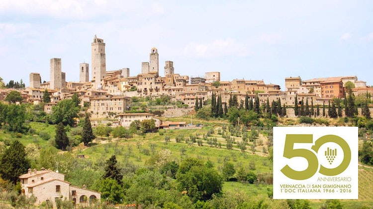 Vernaccia di San Gimgnano celebrates 50 years